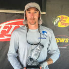 Macon's Lanier Wins T-H Maritime FLW Bass Fishing League Celebration on Lake Sinclair