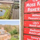The £1.2m household that arrives with 6 fishing lakes