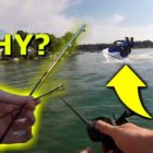 Fishing FAILS Compilation (Amusing) Blooper Video clip two