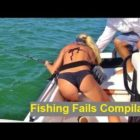 Craziest Fishing Fails Video clips | Humorous Fishing Times Compilation