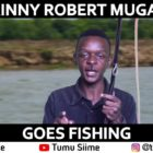 Robert Mugabe goes fishing | African Comedy