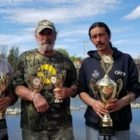 3 Ohio anglers stroll away with $6,900 in winnings from CNY carp fishing match