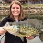 Fishing report for KS, MO, KC area, 4/17/19