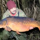 Rule alter soon after 'record-breaking' carp was hand bred then positioned in lake to be captured