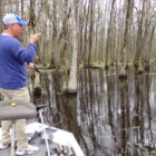 Stephensville sac-a-lait mapped out! – Louisiana Sportsman