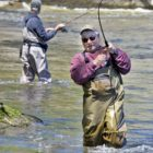Stripers in speedy lane likely up the Hudson
