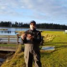Fishing – Ron beats the wind to bag 9