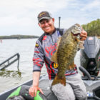 Upshaw Leads Field into Final Day of FLW Tour on Cherokee Lake Presented by Lowrance