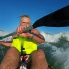 Ocean Kayak Fishing Offshore, Pesca, Surf, Humorous, Bloopers