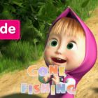 Masha and The Bear – Absent Fishing! (Episode eight)