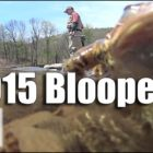 W4F – Fishing &quot2015 Bloopers&quot