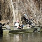 Derelict fishing strains foul Texas freshwater fisheries