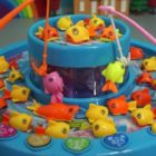Fishing Match for Kids  Fishing Video clips for Kids   TOYLAND