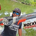 ROCKET FISHING ROD Catches POND MONSTERS!