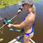BIKINIS, Bass &amp Bowfishing – what could be any greater?!!