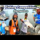 Fishing Competitiveness Mangalore | Angling Competitiveness 2018 | Taneerbavi Seaside