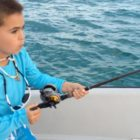 This 10 12 months Outdated Child Catches A Hundred Pound Fish