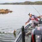 Upshaw Holds Lead at FLW Tour on Cherokee Lake Presented by Lowrance