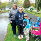 Locals assemble for fishing derby