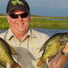 Des Allemands: Crappie Psychic reveals a sample that provides in late spring