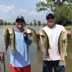 Henderson Lake bass operate is on!