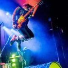Reignwolf's Jordan Cook dinner: Catching Air