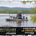 Time eight of Knot Appropriate Kayak Fishing offered by FishUSA established to premiere May possibly 23rd on Sportsman Channel