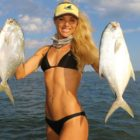 Finest Inshore Fishing for Florida POMPANO Online video!