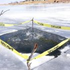 ICE FISHING Are unsuccessful(s)!!!
