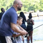 People forged apart problems throughout Child Fishing Working day at Jones Bridge Park – Gwinnettdailypost.com