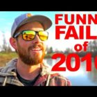 FUNNIEST Fishing Times of 2016!!!
