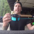 How to capture significant carp on a fly rod