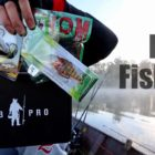 HILARIOUS Hooksets &amp Bass Fishing a Chilly Entrance — MTB Professional Slam!!!