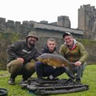 Television fishing documentary filmed in Caerphilly established to air