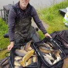 Fishing – Darrin delight as he lands large haul to gain most current league match – The Edinburgh Reporter
