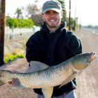 CANAL Fishing for Large Desert Bone fish (Grass Carp)
