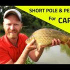 POLE FISHING with Really hard PELLETS for CARP – Move  by Move with Rob Wootton