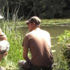 Carp Fishing in France, Moorland Fisheries 2012, Aspect three