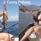 Amusing Fishing – Women go to fishing for the initially time