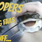 **BLOOPERS, FISHING FAILS AND OTHER Things (ft Thathookset and The Fishinaries)