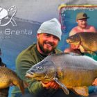 2000+ miles spherical vacation to Italy *CARP FISHING* 50+ IN A Use VAN *Parco Del Brenta* with Ben Parker