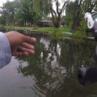 Slide Bass Fishing with Damon and My Father &quotFunny&quot Ought to Enjoy!!!