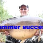 Summer time results #one Major carp fishing.