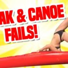 Will He Sink or Swim? | Humorous Kayak and Canoe Fails Compilation