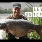 Dave Levy catching carp