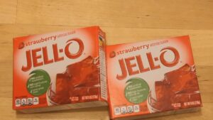 Jello carp pack bait recipes