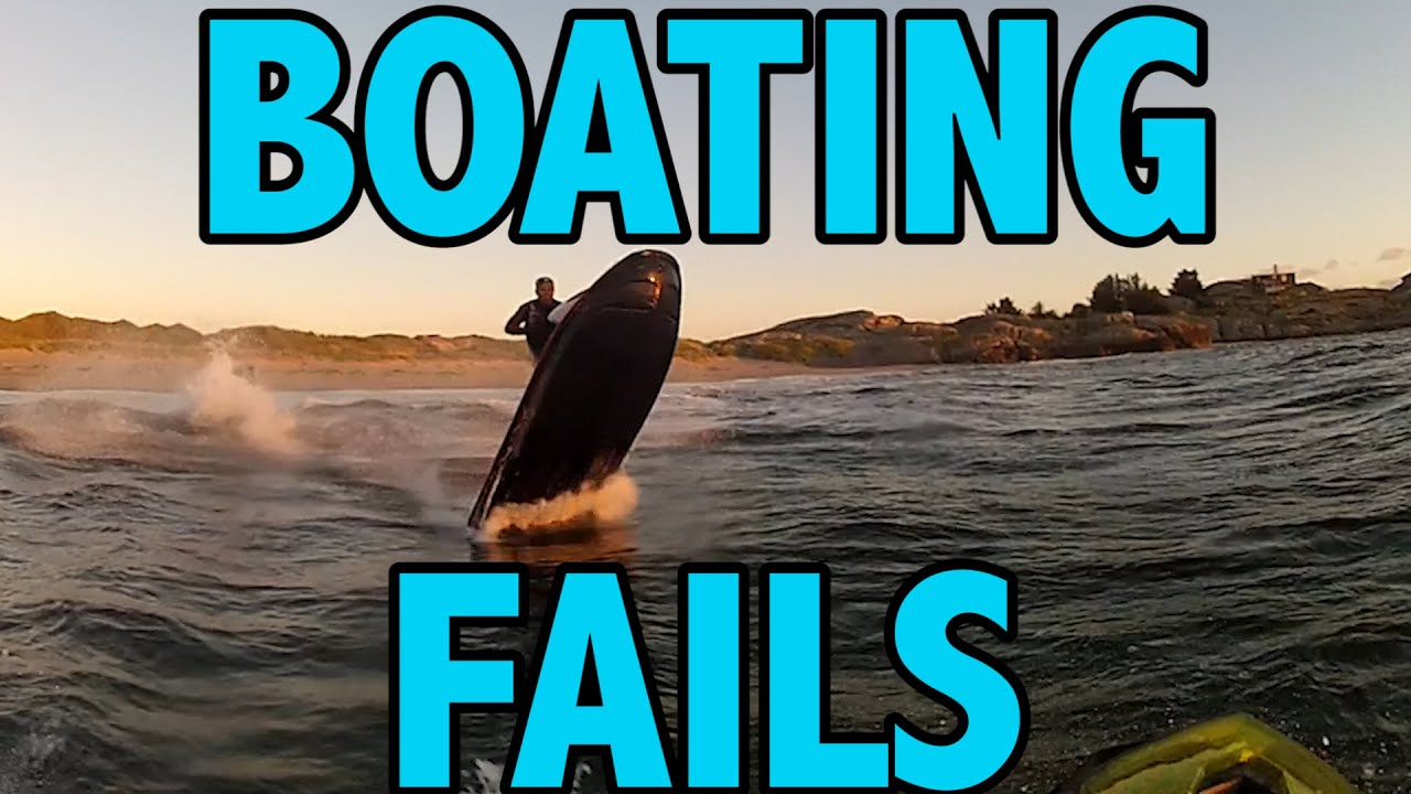 Boating Fails 2019 Funny Videos