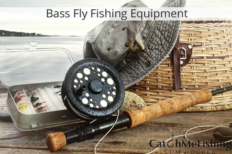 bass fly fishing equipment and accessories