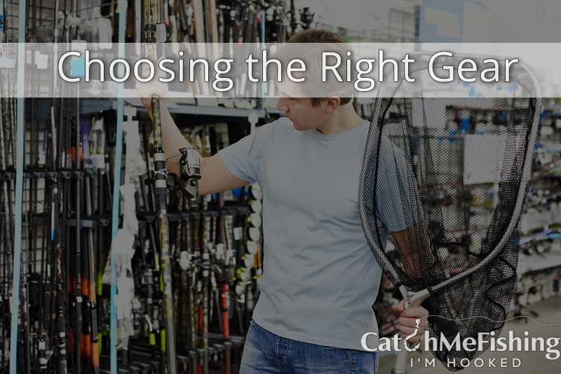 choosing the right fishing gear for beginners