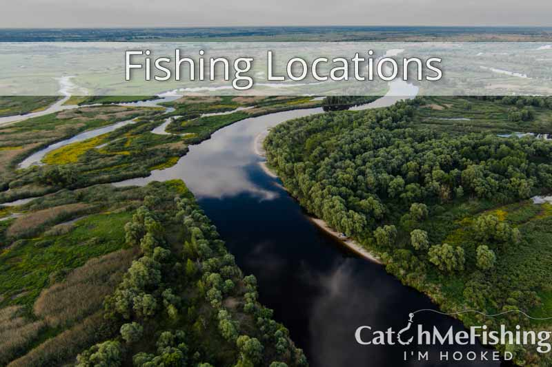 Fishing locations and where to fish